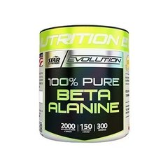 100% BETA ALANINA X 300 GRS - STAR NUTRITION