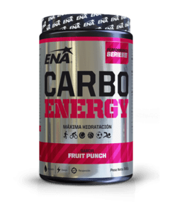 CARBO ENERGY  540 GRS - ENA SPORT NUTRITION