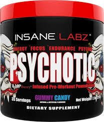 PSYCHOTIC X 219GR - INSANE LABZ