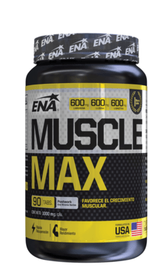MUSCLE MAX 90 TABS - ENA SPORT NUTRITION