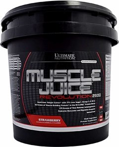 MUSCLE JUICE X 11.3 LBS -ULTIMATE NUTRITION