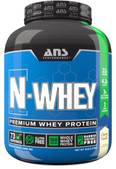 N-WHEY X 5 LBS - ANS PERFORMANCE