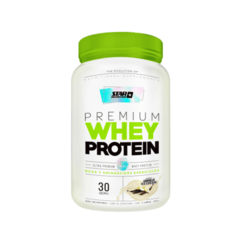 PREMIUM WHEY PROTEIN VAINILLA X 1 KGRS -  STAR NUTRITION
