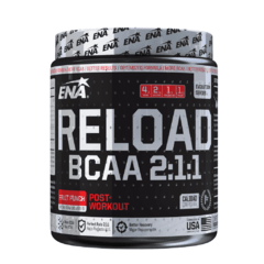 RE LOAD BCAA 2:1:1 X 220 GR  - ENA SPORT NUTRITION