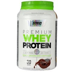 PREMIUM WHEY PROTEIN CHOCOLATE X 1 KGRS -  STAR NUTRITION