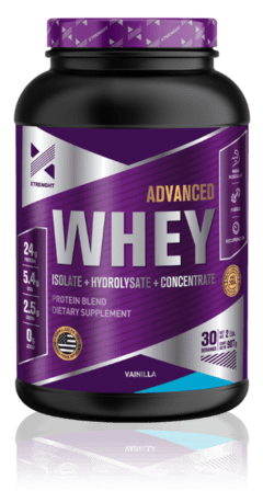 ADVANCED WHEY PROTEIN X 1 KG - XTRENGHT