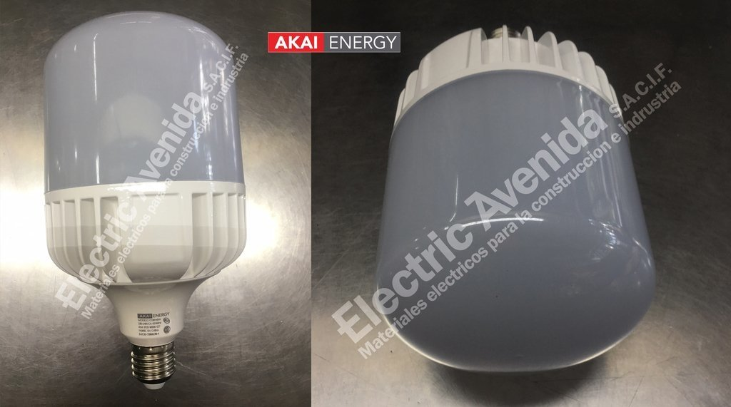 LED ALTA LAMPARA POTENCIA Electric AKAI Avenida 8nOwPkX0