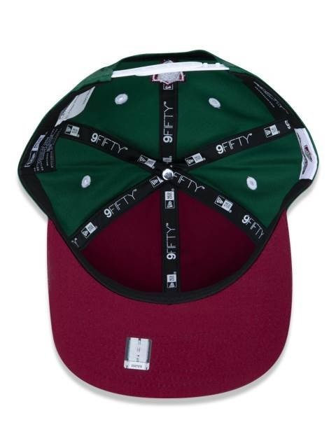 Boné Fluminense New Era 950 Fit Ffc 21c52b83f77