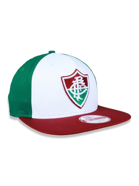 Boné Fluminense Tricolor Fit New Era - NEV17BON174