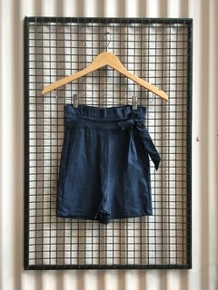 S003 SHORT HOUSTON BENGALINA DENIM