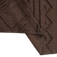 Tapete Tribu Soil Brown S - Muskinha - Design Divertido