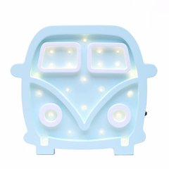 Luminoso led kombi azul