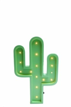 Luminoso led cactus