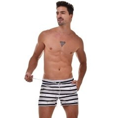 Short de Praia Masculino - Black Navy
