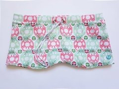 Sunga Boxer Estampada - Cogumelos do Mário na internet
