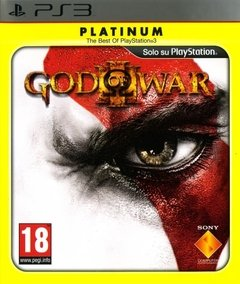 God Of War III Europeu (Ps3)