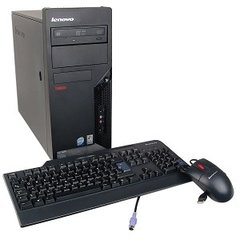 Computador Lenovo ThinkCentre / Dual Core 2140 / 2gb Ram / HD 80gb