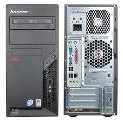 Computador  Lenovo / Dual Core e2140 / GeForce 7300 GS / 2gb Ram / HD 80gb - AtecBox