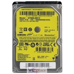 Hd Notebook 320gb Sata hm320u
