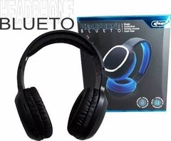 Headset Bluetooth Knup Aux Sd Mp3 Fm Kp-439  Preto na internet