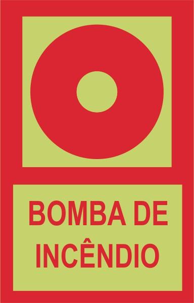 639ffc8a415 Placa de E3 -Bomba De Incendio