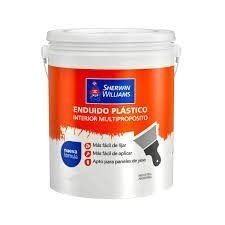 Enduido Plastico Interior Sherwin Williams 4 Kg