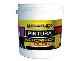 Megaflex Pintura No Crack Color