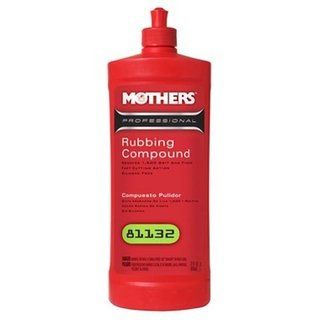 Mothers Rubbing Compound 946ml