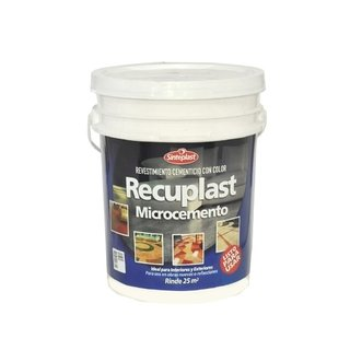 Sinteplast - Microcemento Color - 25 KG