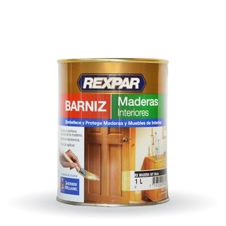 Sherwin Williams - Barniz Rexpar Brillante