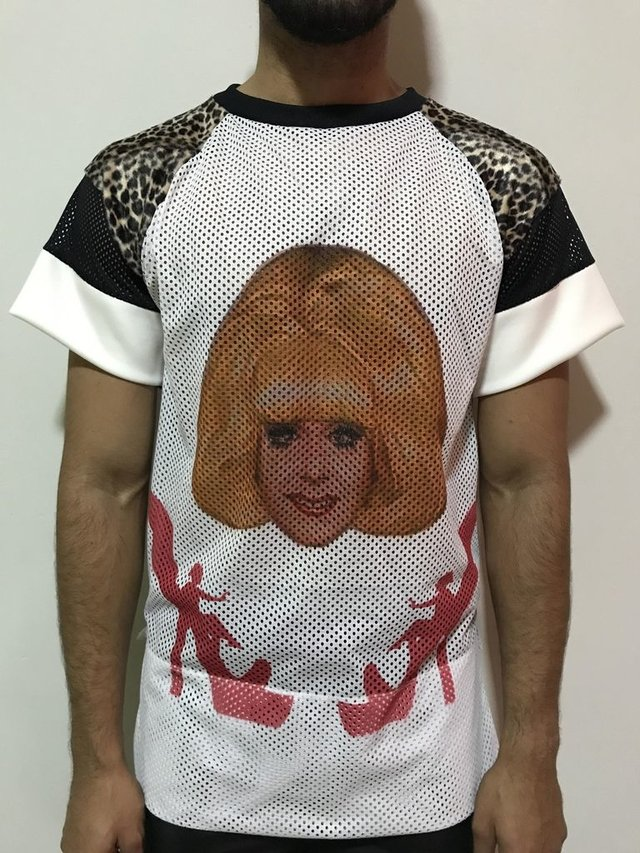 T-SHIRT LADY BUNNY