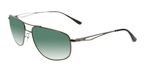 RAY BAN RB 3490 SUNGLASSES