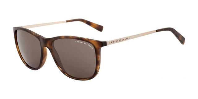 df165a903d129 Comprar Oculos De Sol Armani Exchange. Óculos de Sol Armani Exchange AX  2006 cinza claro e logo preto