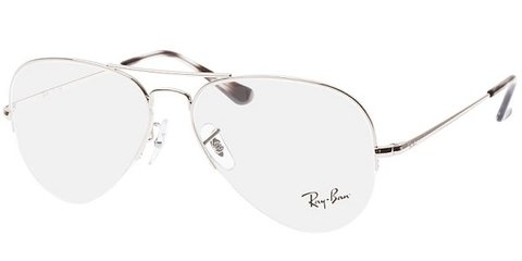 RAY BAN RX 6589 AVIATOR GAZE 2501