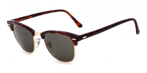RAY BAN RB 3016 W0366 CLUBMASTER