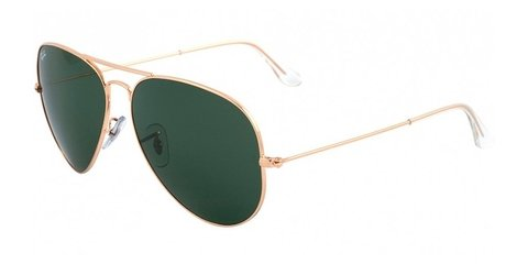 RAY BAN RB 3026 L AVIATOR LARGE METAL II L2846