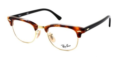 RAY BAN RX 5154 CLUBMASTER