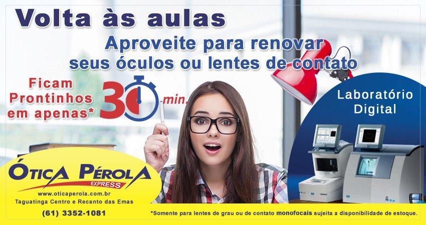 26bc94a28a140 Ótica Pérola