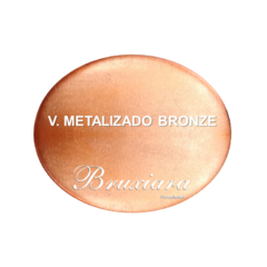 41017 V.Metalizado Bronze