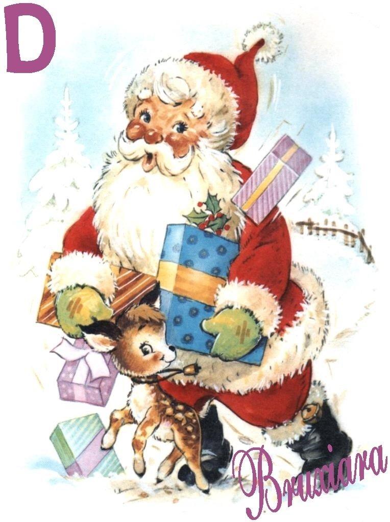 55188d Papai Noel Comprar Em Bruxiara Porcelanas