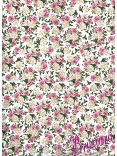 70017(P) Tapete Floral