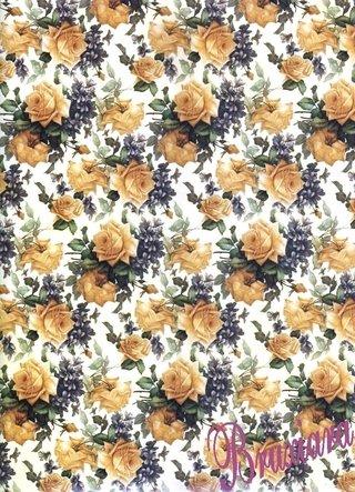 70017(K) Tapete Floral