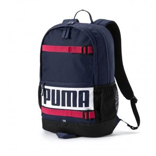 PUMA DECK BACKPACK AZU/ROJO