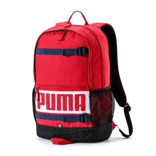 PUMA DECK BACKPACK ROJO/AZUL