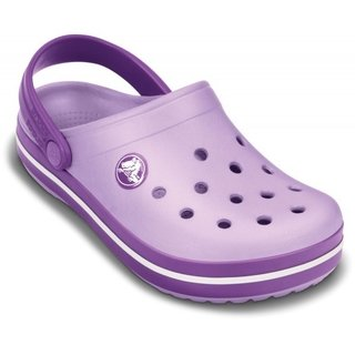 CROCS BAND KIDS IRIS/DAHLIA