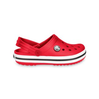 CROCS BAND KIDS ROJA