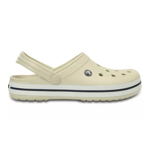 CROCS BAND STUCCO/WHITE - comprar online