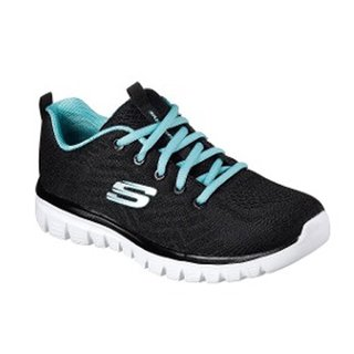 SKECHERS GRACEFULL GET NE/TURQ