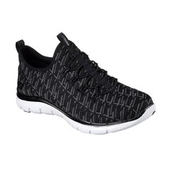 SKECHERS FLEX APPEAL 2.0 INS BLACK