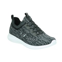 SKECHERS ULTRA FLEX NEG/GRIS